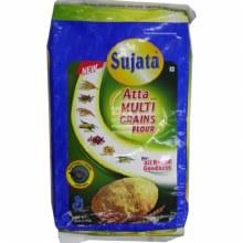 Sujata Multi Grains Flour 20 lb