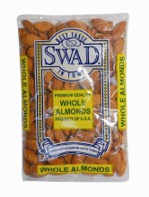 Swad Whole Almonds 7 Oz