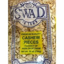 Swad Cashew Pieces 7 Oz