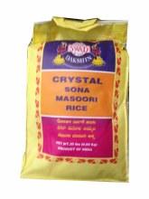 Swad Crystal Sona Masoori 20 Lb