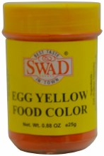 Swad Egg Yellow Color 25 Gms