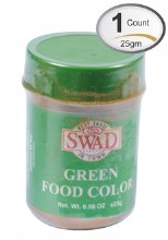 Swad Green Color 25 Gms