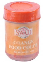 Swad Orange Food Color 25 Gms