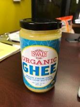 Swad Organic Ghee 6 Oz