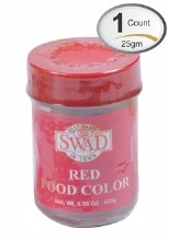 Swad Red Food Color 25 Gms
