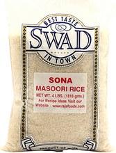 Swad Sona Masoori Rice 4 Lb