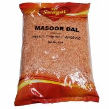 Swagat Masoor Dal 4 lb