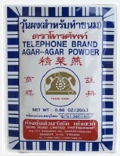 Telephone Agar-Agar 25g