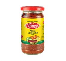 Telugu Mixed Vegetable Pickle 300gms