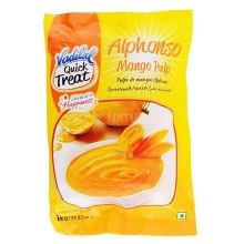 Vadilal Alphonso Mango Pulp1 Kg