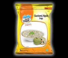 Vadilal Custard Apple pulp 1 kg