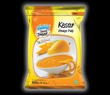 Vadilal Kesar Mango Pulp 880 g