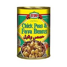 Ziyad Chick Peas 28 Oz