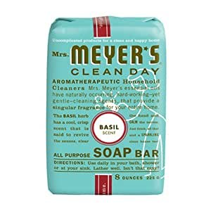 Bar Soap, Basil