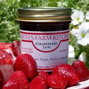 Bfk Strawberry Jam