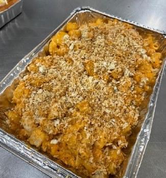 Mac & Cheese, Buffalo Chicken