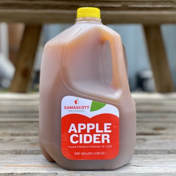Apple Cider - Gallon