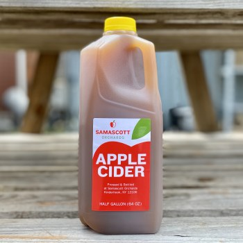 Apple Cider - Half Gallon