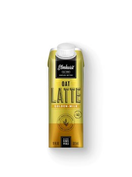 Oat Latte Golden Milk - 12floz