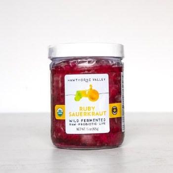 Sauerkraut, Hv Ruby - 15oz