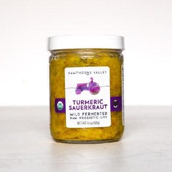 Sauerkraut, Hv Turmeric - 15oz