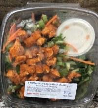 Salad, Buffalo Chicken - Large