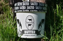 Butter Tub, Salted