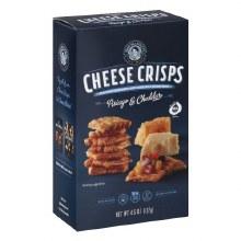 Cheesecrisps, Asiago & Cheddar