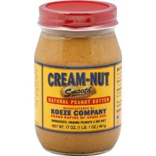 Cream-nut Peanut Butter