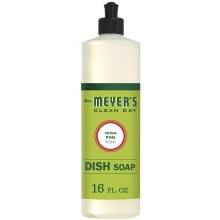Dish Soap, Iowa Pine