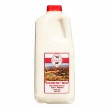 Half Gallon Creamline Milk
