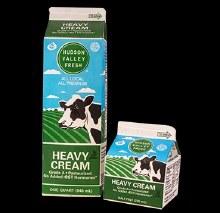 Heavy Cream, Hvf - 1/2 Pint