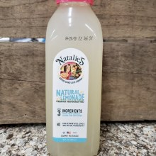 Natural Lemonade 16oz