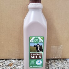 Choc Milk, Hvf - Quart