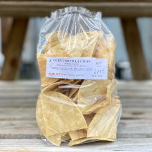Tortilla Chips - 12 Oz Bag