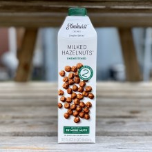Milked Hazelnuts, Unsweetened