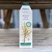 Milked Oats, Unsweetened