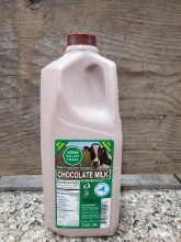 Choc Milk, Hvf - 1/2 Gallon