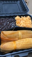 Hot Meal - Tamales Chz Chz