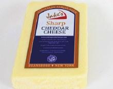Jake's Sharp Cheddar - Lb