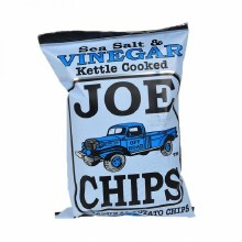Joe Chips, Salt&vinegar 5oz