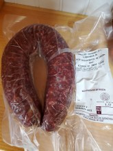Beef Kielbasa, Smoked - Lb