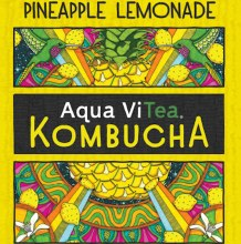 Pineapple Lemonade Kombucha