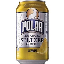 Seltzer Can, Lemon