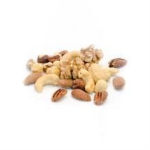 Mixed Nuts, Organic Raw