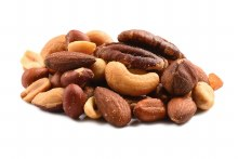 Mixed Nuts, Roasted Salted