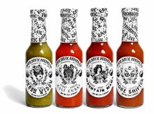 Hot Sauce, P.D. Kali Curry