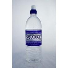 Water, Saratoga Spring 24oz