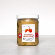 Sauerkraut, Hv Jalapeno - 15oz