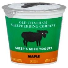 Sheepyogurt, Maple - 6oz